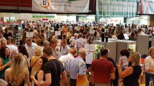 Man sieht eine große Anzahl Besucher bei den BW Classics 2018 in Dresden