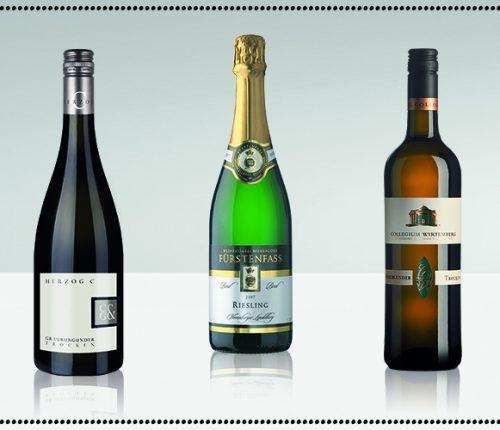 Weintipps für ein Budget unter 10 €