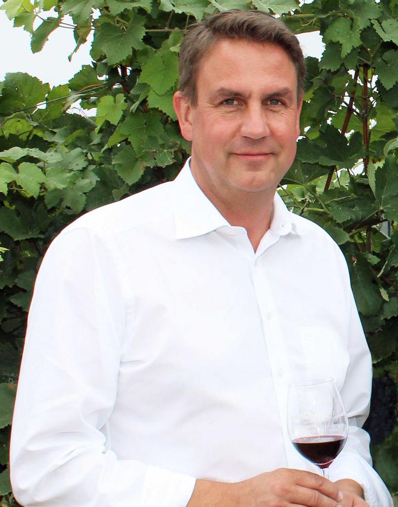 Dr. Bernd Kost, Geschäftsführer der Weingärtner Stromberfg-Zabergäu