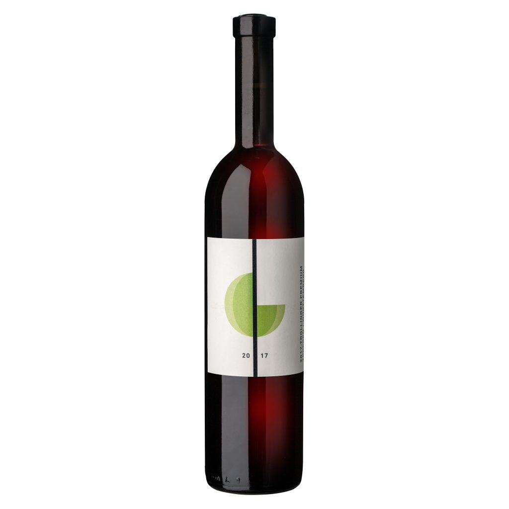 Man sieht den BUGA Sauvignon Blanc trocken der Genodssenschaftskellerei Heilbronn