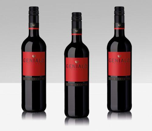 Der Genialo der Weinkellerei Hohenlohe