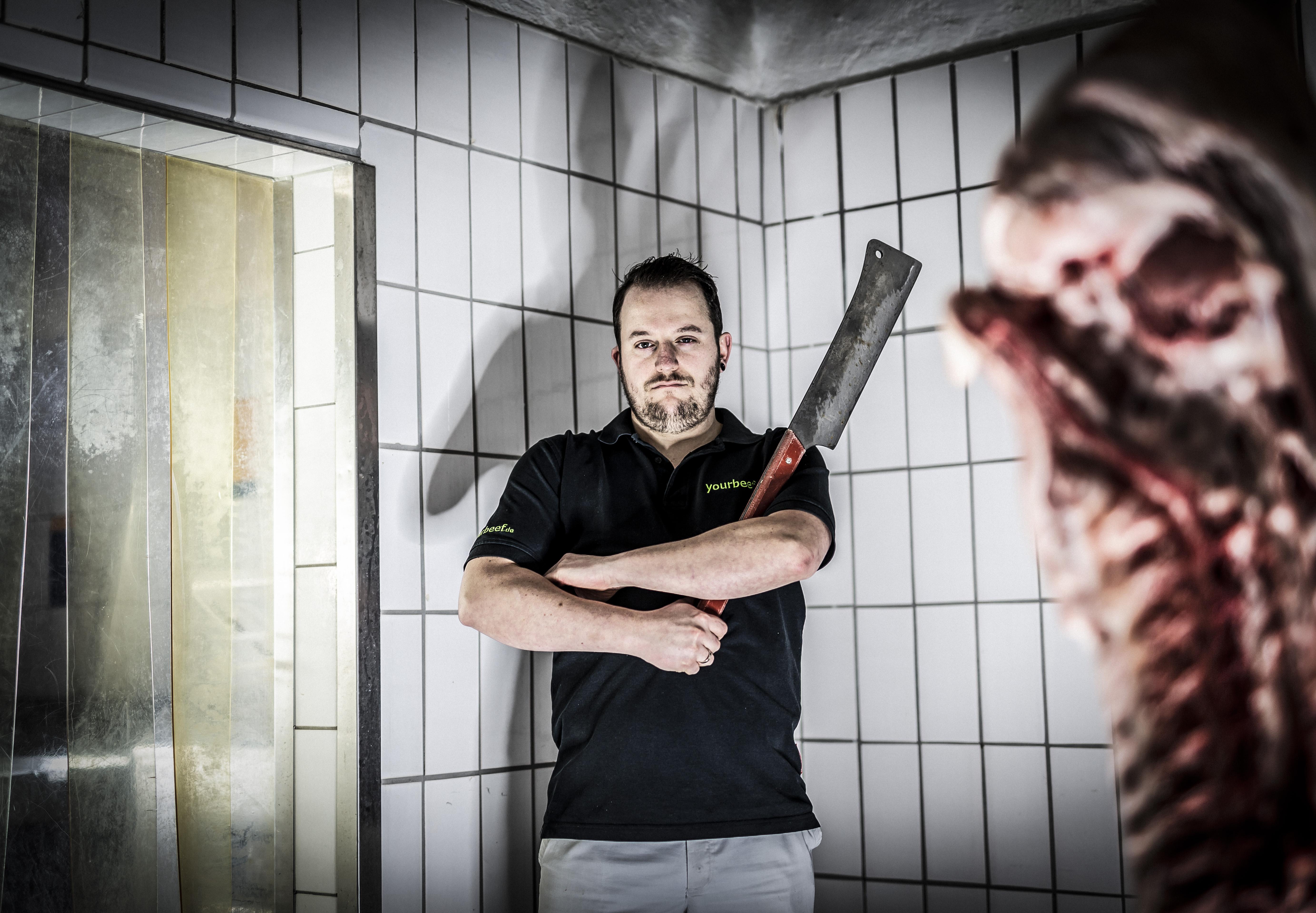 Experte für Fleisch: Stefan Grauer vom Fleischversender yourbeef.de