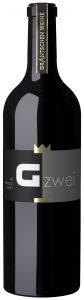 Der G ZWEI Rotwein trocken der Genossenschaftskellerei Heilbronn