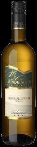 Der Mundelsheimer Grauburgunder trocken