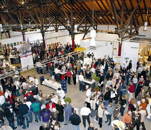 Das Festival der Weingenüsse in der Alten Kelter Fellbach
