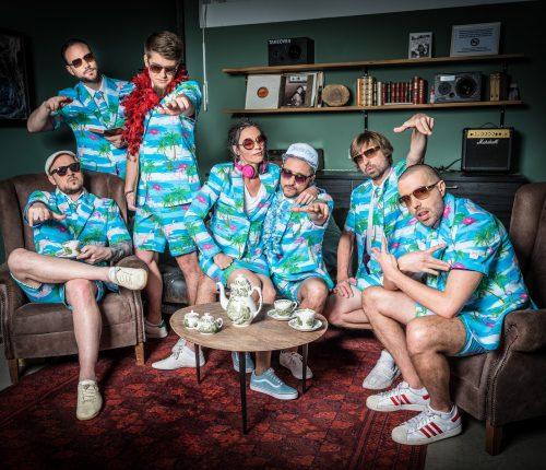 Cris Cosmo und Band auf der Bundesgartenschau Heilbronn