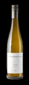 Der 2017 Riesling** von Weinfactum eG