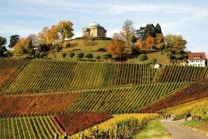 Die Grabkapelle auf dem Stuttgarter Weinwanderweg, Foto: Stuttgart Marketing Gmbh