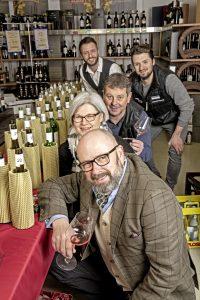 Unsere Experten Harald Scholl, Ulrike Palmer, Thomas Schuster, Alex Schulz und Patrick Hilligardt