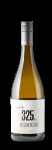 Die 2018 325 Weißwein-Cuvée Weissburgunder mit Chardonnay trocken des Collegium Wirtemberg