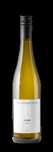 Der 2017 Rivaner* trocken der Weinfactum eG