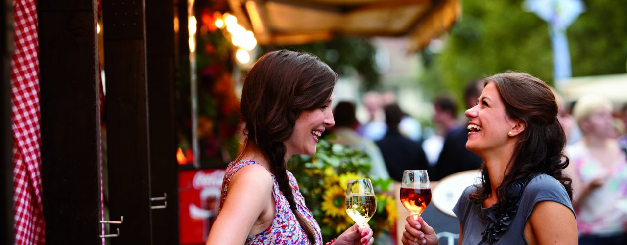 Weinfest Weinflair in Gundelsheim