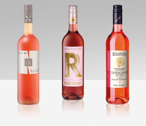 Drei Rosé Weintipps