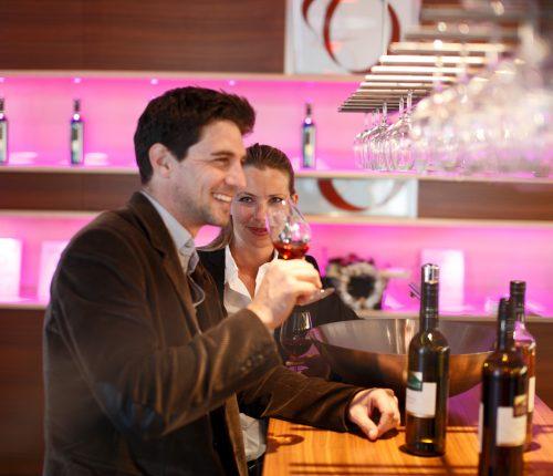Weinsüden Vinothek in Baden