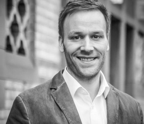 Dr. Stefan Hübner, Geschäftsführer der Weinmanufaktur Untertürkheim