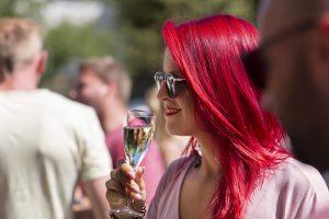 Wahl der Hohenloher Weinkönigin