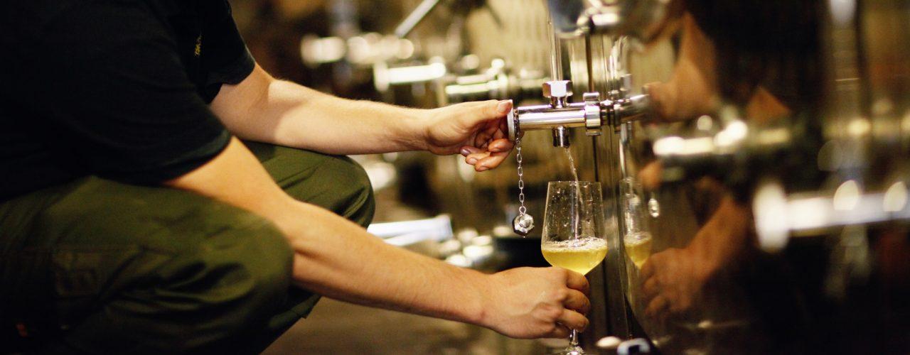 Herstellung von Wein