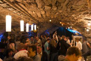 Exklusiver Kellerzutritt bei der Nacht der Keller