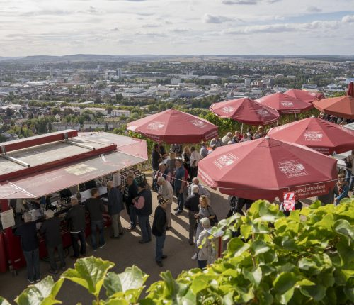 Das Heilbronner Weinlesefest