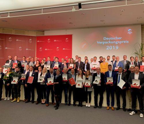 Die Gewinner des Deutschen Verpackungspreis
