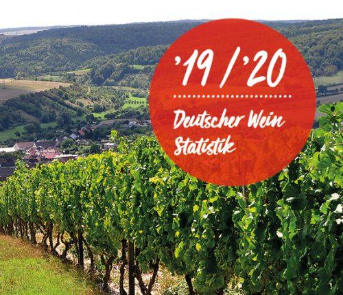 Deutscher Wein Statistik