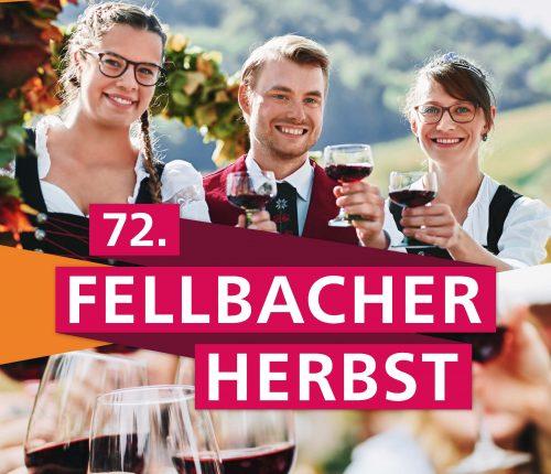 der 72. Fellbacher Herbst