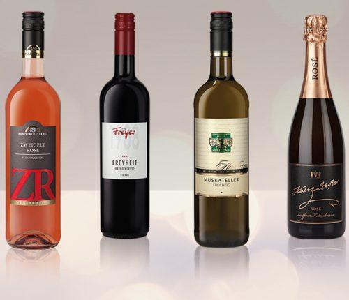 Gewinnspiel für ein Festtagspaket der Württemberger Weingärtnergenossenschaften