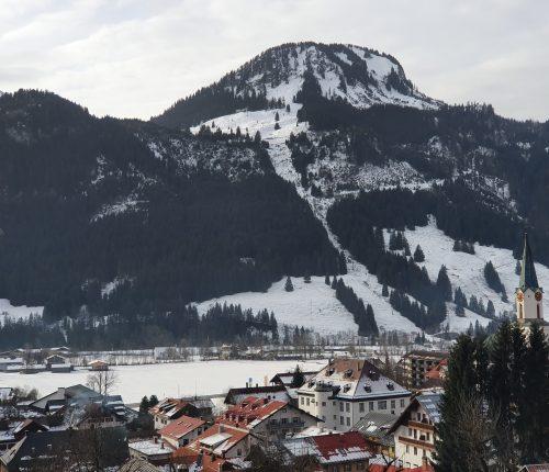 Bad Hindelang im Oberallgäu