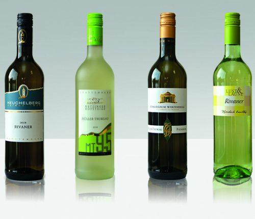 Fruchtige Rivaner aus der Weinheimat Württemberg