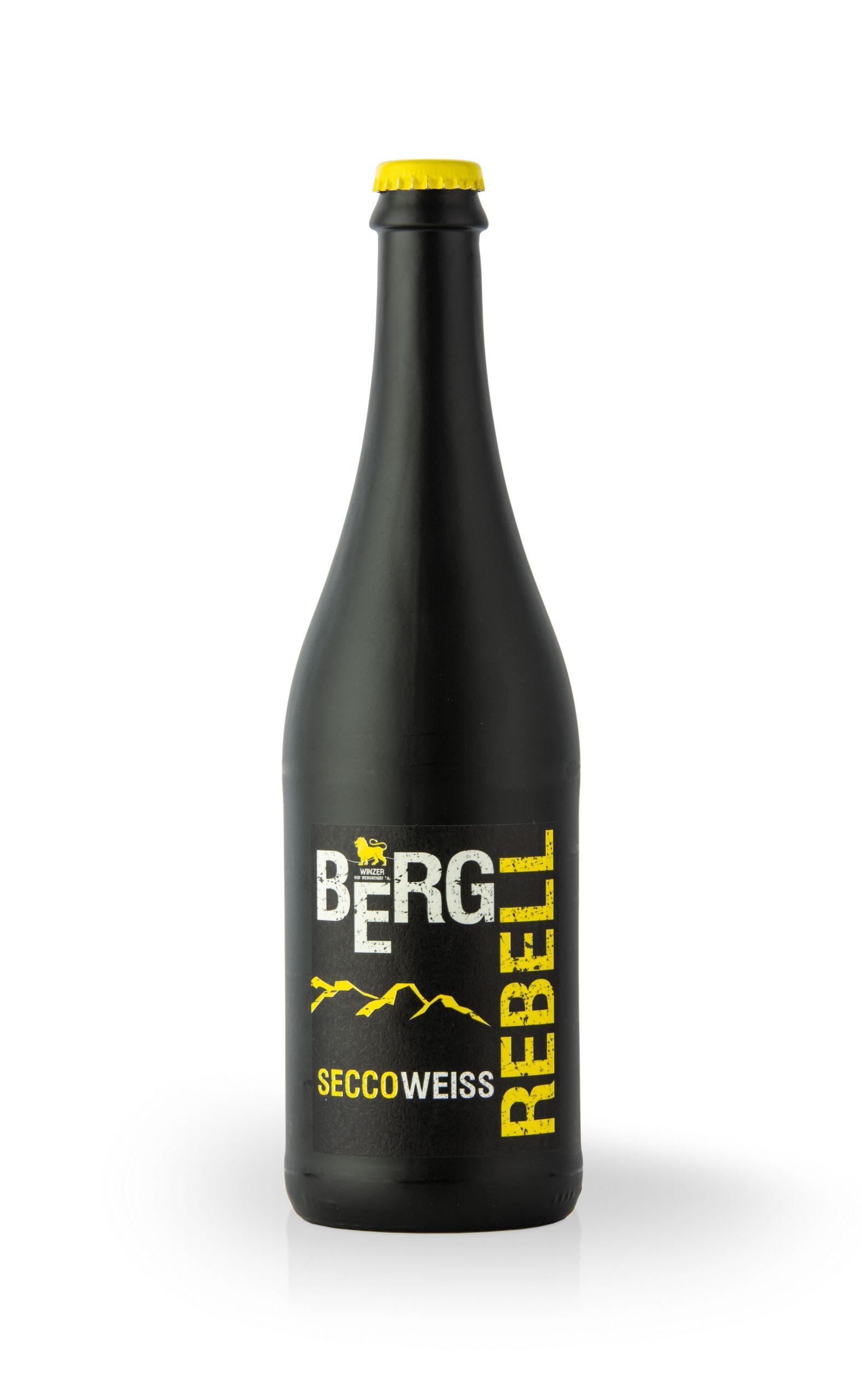 BergRebell Secco weiß der winzer vom Weinsberger Tal