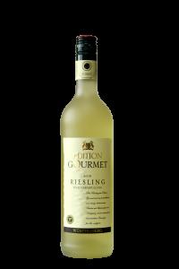 Der 2019 Edition Gourmet Riesling der Württembergische Weingärtner-Zentralgenossenschaft eG