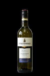 Der 2019 Chardonnay trocken der Weinkellerei Hohenlohe eG