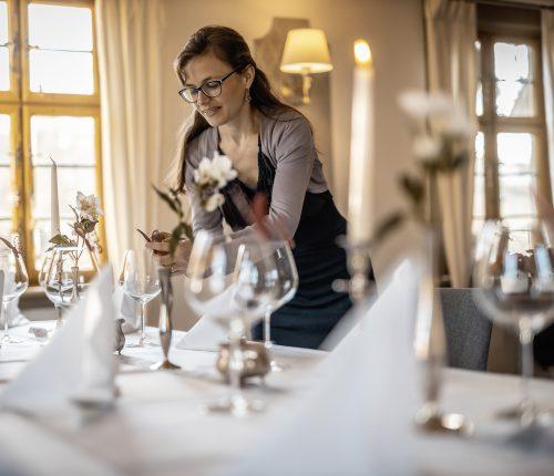 Luise Rohner betreibt das Landhaus Engelberg