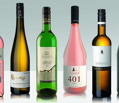 Weinpaket zur Online-Verkostung der Weinheimat Württemberg