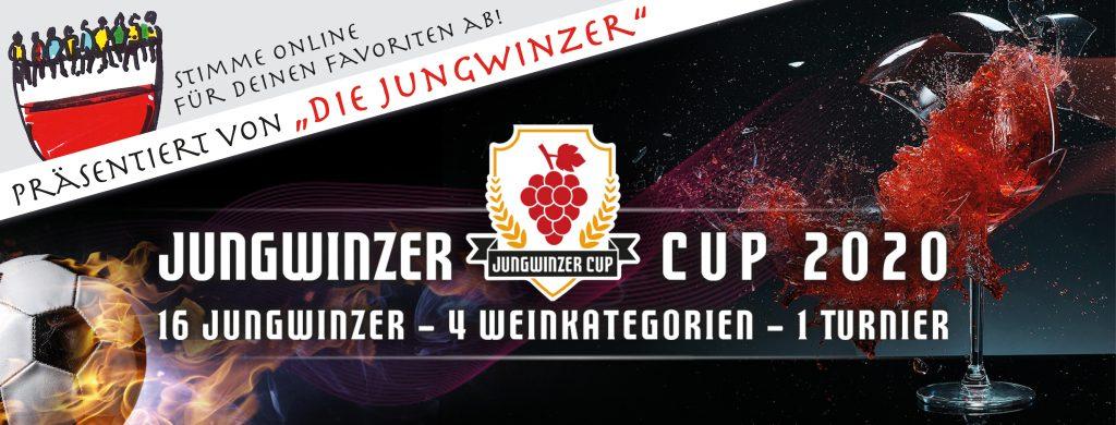 Jungwinzer Cup 2020 offizielles Banner