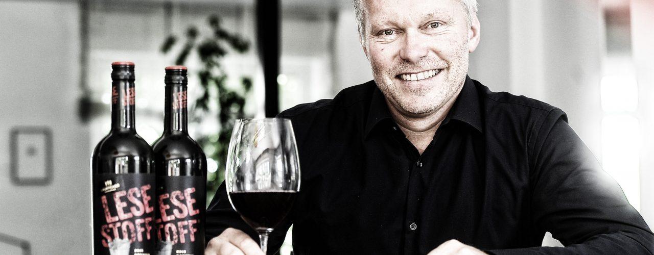 Marian Kopp, geschäftsführender Vorstand der Lauffener Weingärtner