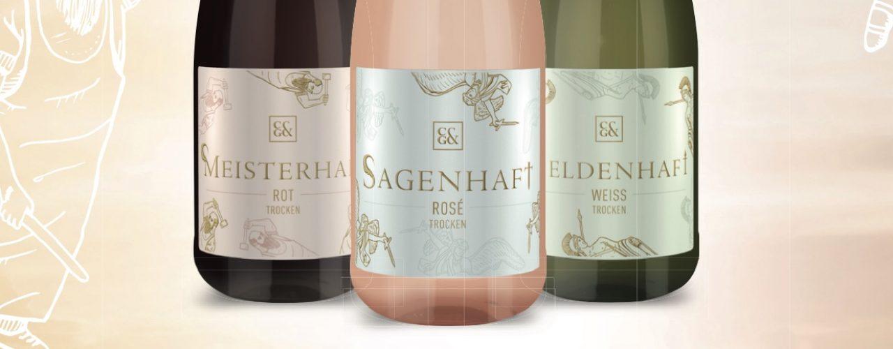 Die neue Weinlinie der Weingärtner Cleebronn-Güglingen