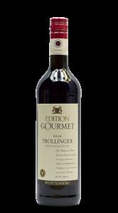 2018 Edition Gourmet Württemberger Trollinger trocken der Württembergische Weingärtner- Zentralgenossenschaft eG