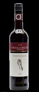 2018 Württemberger Trollinger Eiserne Hand trocken der Württembergische Weingärtner-Zentralgenossenschaft eG