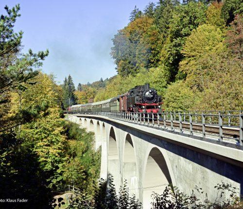 Schwäbische Waldbahn in Schorndorf