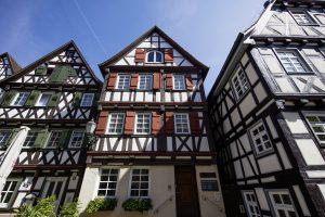 Fachwerk-Stil in Schorndorf