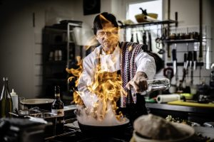 Er produziert Leckereien aus dem Ländle: Georg Barta