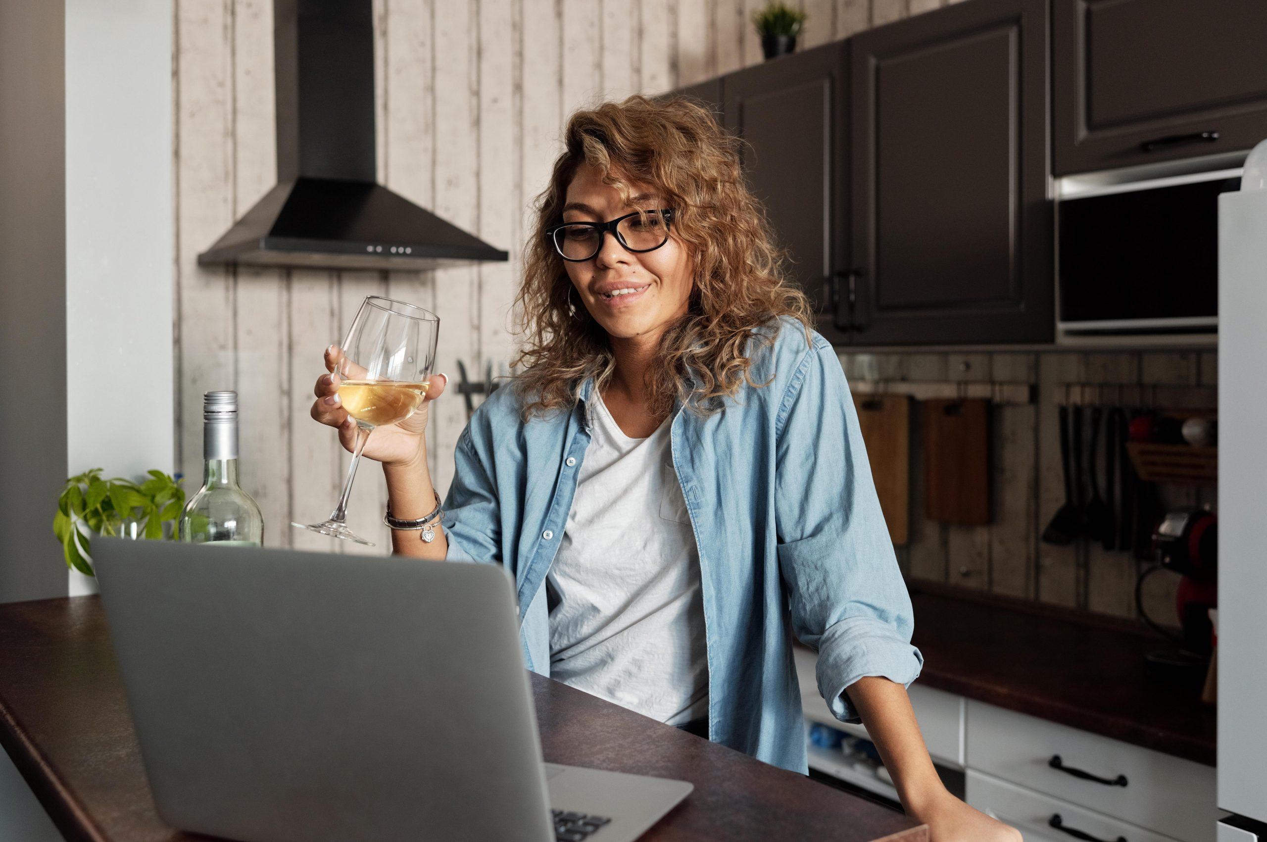 Live Tastings und Online Weinproben im Januar