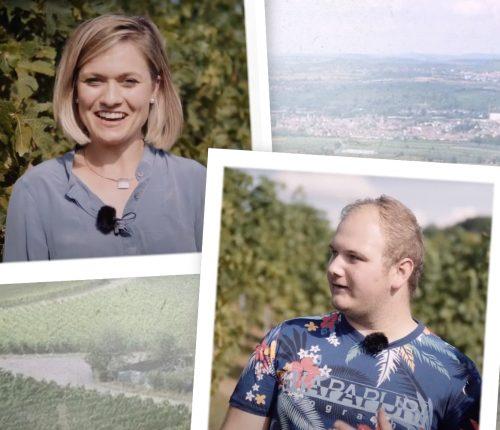 Carolin Klöckner und Fabian