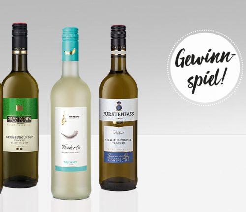 Spargelweinpaket zu gewinnen im neuen Weinheimat Württemberg Magazin