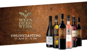 WeinBergWerk Online Tasting