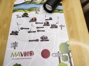 Mavino Weinspiel der Weingärtner Markelsheim