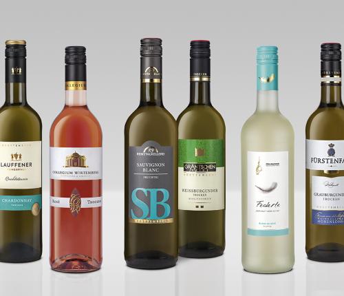 Spargelpaket 2021 - 6 Weinflaschen