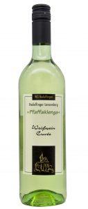 2019 Pfaffaklenga Weißwein Cuvée halbtrocken