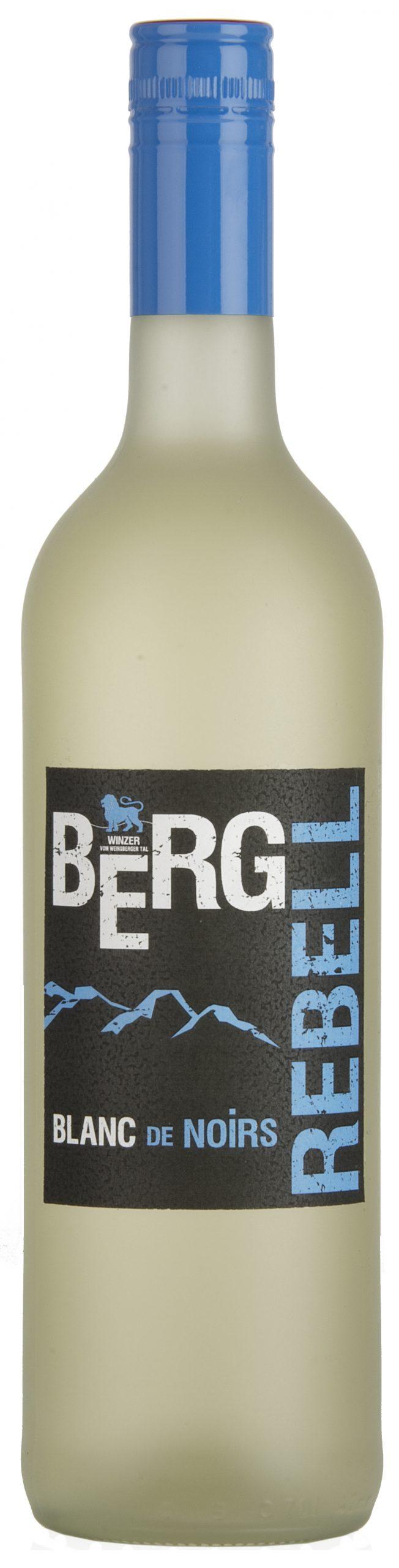 Neuer Wein der Winzer vom Weinsberger Tal: Der fruchtige Bergrebell Blanc de noirs